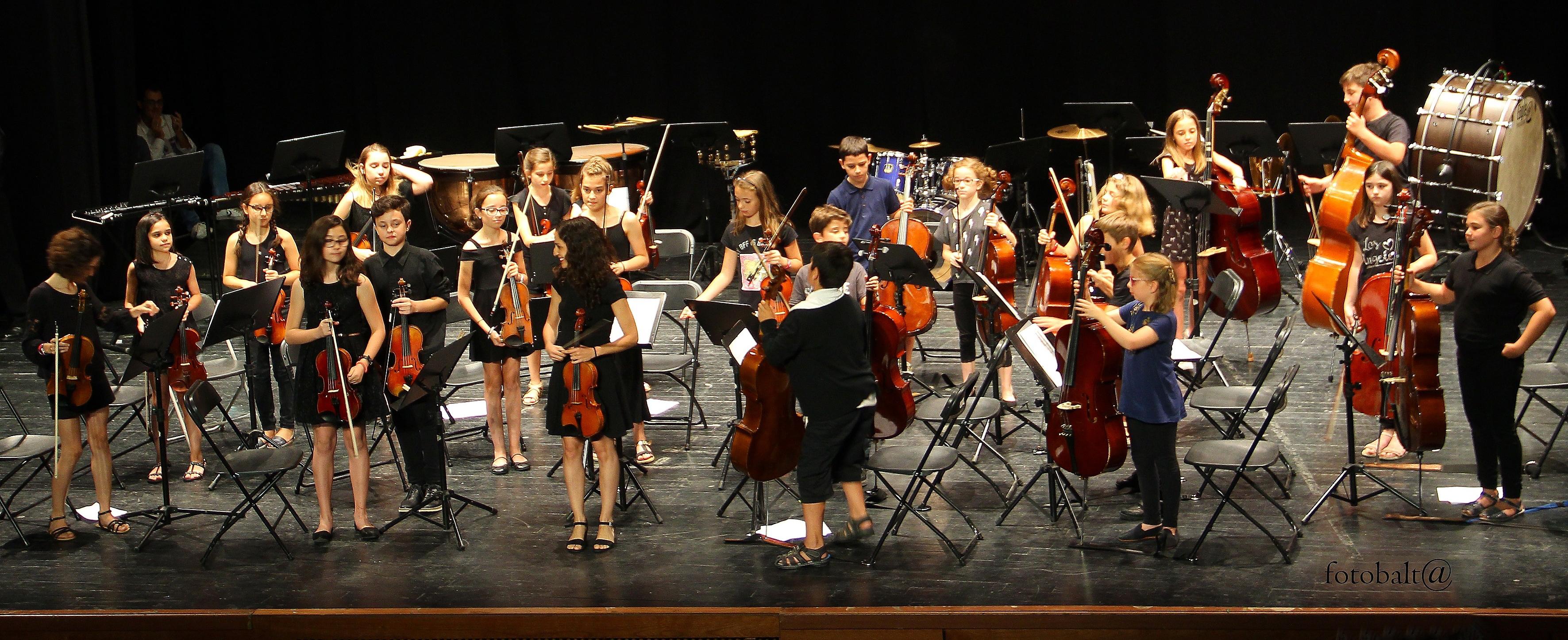 Joven Orquesta de cuerda BAEZAFEST