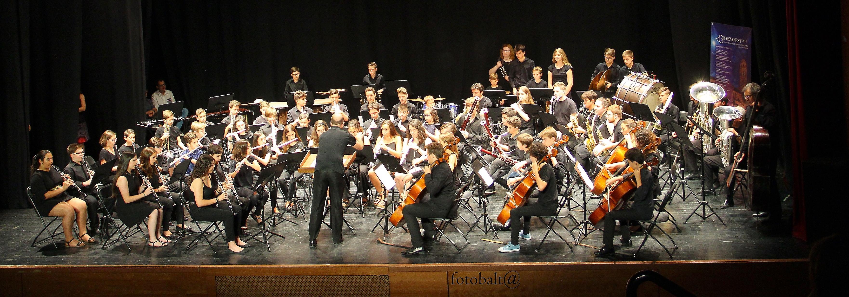 Banda Sinfónica BAEZAFEST